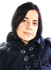 Lütfiye_Güzel,_zu Kulturabend Biebrich 07.Dezember