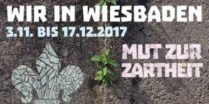 Mut zur Zartheit - Eröffnungsveranstaltung @ Mauritius-Mediathek | Wiesbaden | Hessen | Deutschland