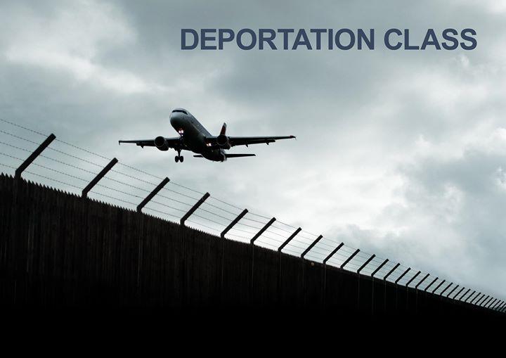 "Filmabend: ""Deportation class"" Dokumentation"