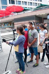 Und was sagst Du? - ein Film von und mit Jugendlichen @ Caligari FilmBühne, Marktplatz 9, 65183 Wiesbaden – Murnau-Filmtheater, Murnaustraße 6, 65189 Wiesbaden | Wiesbaden | Hessen | Deutschland
