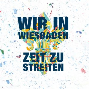 ZEIT ZU STREITEN - Feierliche Eröffnung von WIR in Wiesbaden 2018 @ Mauritius-Mediathek | Wiesbaden | Hessen | Deutschland