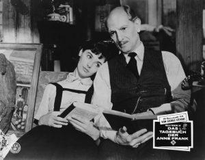 """Filmreihe zu:  """"Wir in Wiesbaden – Deine Anne."""" @ Caligari FilmBühne"""